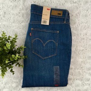 Levi's | Bold Curve Mid Rise Skinny Jeans